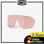 100% S2 Replacement Lens HiPER Coral