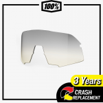 100% S3 Replacement Lens Low-light Yellow Silver Mirror