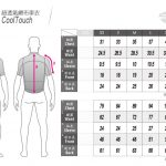 ATLAS-COOLTOUCH-MEN JERSEY SIZE CHART